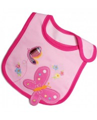 Carter's Butterfly Bib Diapers